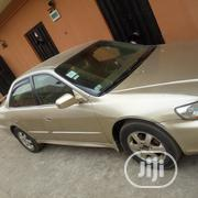 Honda Accord 2002 EX Automatic Gold   Cars for sale in Oyo State, Ido