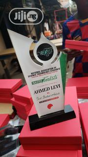 Acrylic Awards With Superior Design | Arts & Crafts for sale in Lagos State, Mushin