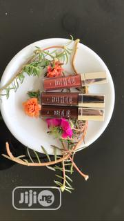 HD Lherie Soft Matte Lip Cream And Clever Gloss | Makeup for sale in Lagos State, Lagos Island