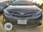 Toyota Corolla 2008 1.8 Black | Cars for sale in Abuja (FCT) State, Central Business District