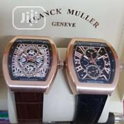 Frank Muller Quality Couples Time Piece | Watches for sale in Lagos State, Magodo
