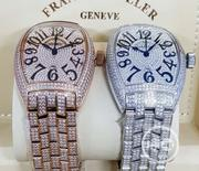 Top Quality Frank Muller Luxury Couple Time Piece | Watches for sale in Lagos State, Magodo