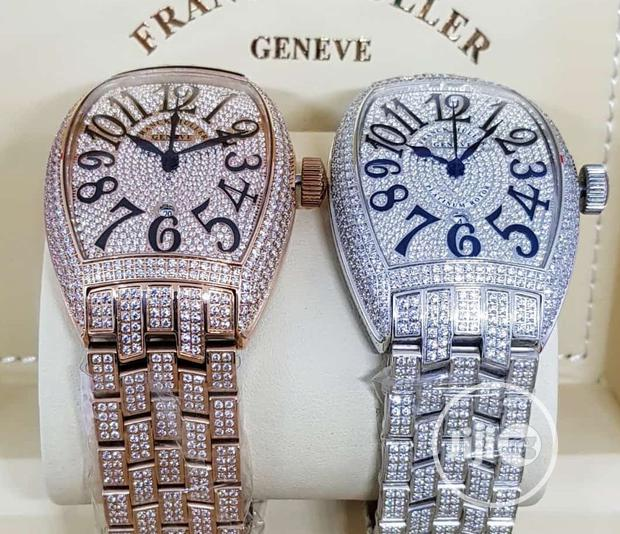 Top Quality Frank Muller Luxury Couple Time Piece