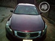 Honda Accord 2008 Red   Cars for sale in Oyo State, Ido