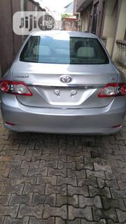 Toyota Corolla 2011 Silver | Cars for sale in Lagos State, Ojo