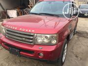 Land Rover Range Rover Sport 2007 HSE 4x4 (4.4L 8cyl 6A) Red   Cars for sale in Lagos State, Lekki Phase 2