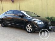 Honda Civic 2008 1.8 LX Automatic Black   Cars for sale in Lagos State, Surulere