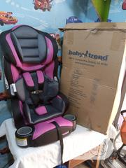 Tokunbo New Baby Trends Car Seat | Children's Gear & Safety for sale in Lagos State, Lagos Mainland