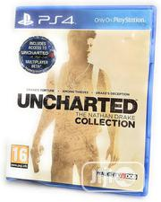 Uncharted Collection | Video Games for sale in Lagos State, Ajah