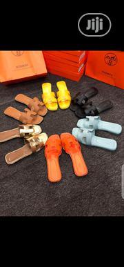 Hermes Female Slippers Original | Shoes for sale in Lagos State, Surulere