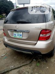Mercedes-Benz M Class 2007 Gold | Cars for sale in Abia State, Aba North