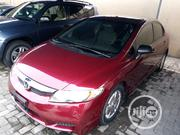 Honda Civic 2009 Red | Cars for sale in Lagos State, Ojodu