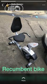 Recumbent Bike With a Reading Metre | Sports Equipment for sale in Abuja (FCT) State, Bwari