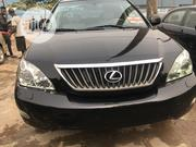 Lexus RX 2008 350 XE 4x4 Black | Cars for sale in Lagos State, Ikeja