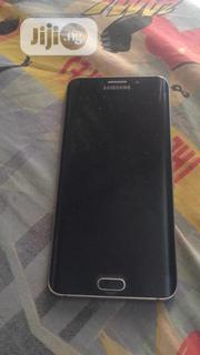 Samsung Galaxy S6 Edge Plus 32 GB Blue | Mobile Phones for sale in Lagos State, Ikorodu