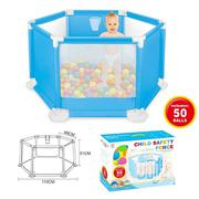 Foldable Ball Pool With 100 Pieces Of Balls | Toys for sale in Lagos State, Lekki Phase 1