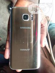 Samsung Galaxy S7 32 GB Gold | Mobile Phones for sale in Lagos State, Ikoyi