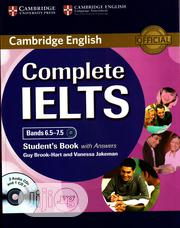Ielts Books for Sale, Place Your Order Now | Books & Games for sale in Rivers State, Port-Harcourt