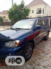 Toyota Highlander 2005 4x4 Blue | Cars for sale in Abuja (FCT) State, Lugbe District
