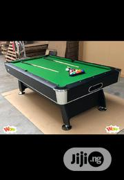 Luxurious Aluminium Durable Snooker Board Table With Accessories | Sports Equipment for sale in Lagos State, Lekki Phase 1