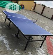 High Quality Standard Table Tennis Board With Bats and Balls | Sports Equipment for sale in Lagos State, Surulere