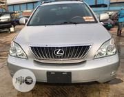 Lexus RX 350 XE 4x4 2008 Silver | Cars for sale in Lagos State, Ikeja