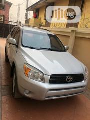 Toyota RAV4 2009 4x4 Silver | Cars for sale in Lagos State, Ikeja