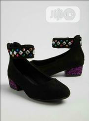 Ankle Strap Low Block Heel Shoe. Wholesale And Retail Available | Children's Shoes for sale in Lagos State, Oshodi-Isolo