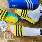 Adidas Slipper Swipe To Pick Your Preferred Colors | Shoes for sale in Lagos State, Lagos Island
