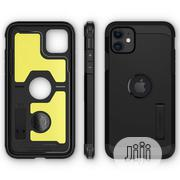 Spigen iPhone 11 Case Tough Armor XP Black | Accessories for Mobile Phones & Tablets for sale in Lagos State, Lekki Phase 2