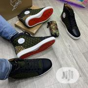 Christian Louboutin Back Spike Hi Top 2020 Sneakers   Shoes for sale in Lagos State, Ojo