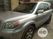 Honda Pilot 2006 Silver | Cars for sale in Lagos State, Lagos Mainland