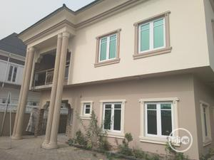 A Nice 4 Bedroom Detached Duplex At Ikota Villa Estate For Rent