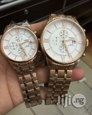 Tissot 1853 Chronograph Gold Couples Watch (2) | Watches for sale in Lagos State