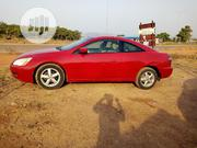 Honda Accord 2006 2.0 Comfort Automatic Red | Cars for sale in Abuja (FCT) State, Bwari