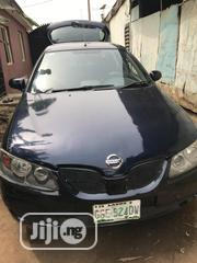 Nissan Almera 2005 1.6 Lux Automatic Blue | Cars for sale in Lagos State, Alimosho