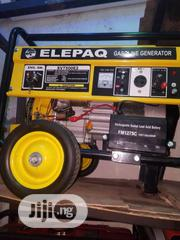 Elepaq 4.5 Kva SV7500 Petrol Generator | Electrical Equipment for sale in Lagos State, Ojo