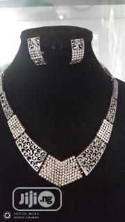 Silver Costume With Stones | Jewelry for sale in Ogun State, Obafemi-Owode
