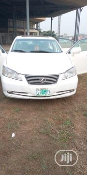 Lexus ES 2008 350 White | Cars for sale in Lagos State, Ojo