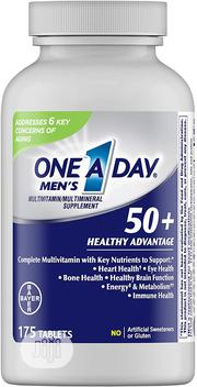 Ne a Day Men'S 50+ Multivitamin (175 Count) | Vitamins & Supplements for sale in Lagos State, Ifako-Ijaiye