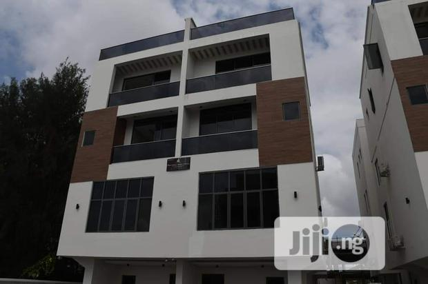 Archive: A New 5 Bedroom Semi Detached Duplex With Bq In Banana Island For Sale
