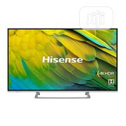 """Hisense 50"""" 4K Ultra HD Smart TV + Wall Bracket + 1 Year Warranty 