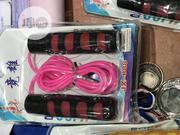 Exercise Skipping Rope   Sports Equipment for sale in Lagos State, Lekki Phase 1