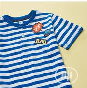 Stripe Crew Tees | Baby & Child Care for sale in Lagos State, Gbagada