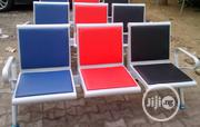 This Is Brand New Quality Three Seaters Office Chair It Is Strong   Furniture for sale in Lagos State, Ajah