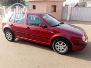 Volkswagen Golf 2005 1.4 Comfortline Red   Cars for sale in Abuja (FCT) State, Durumi