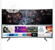 Polystar 55 Inch Curved UHD 4K Smart TV- 2019 Model | TV & DVD Equipment for sale in Lagos State, Lagos Island