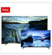TCL 55-inch 4K UHD Smart Curved TV + FREE 32 Inch HD Digital Flat TV | TV & DVD Equipment for sale in Abuja (FCT) State, Wuye