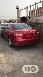 Toyota Camry 2008 Red | Cars for sale in Lagos State, Ipaja