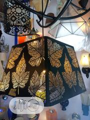 Gold Squre Pendants Lights | Home Accessories for sale in Lagos State, Lekki Phase 1